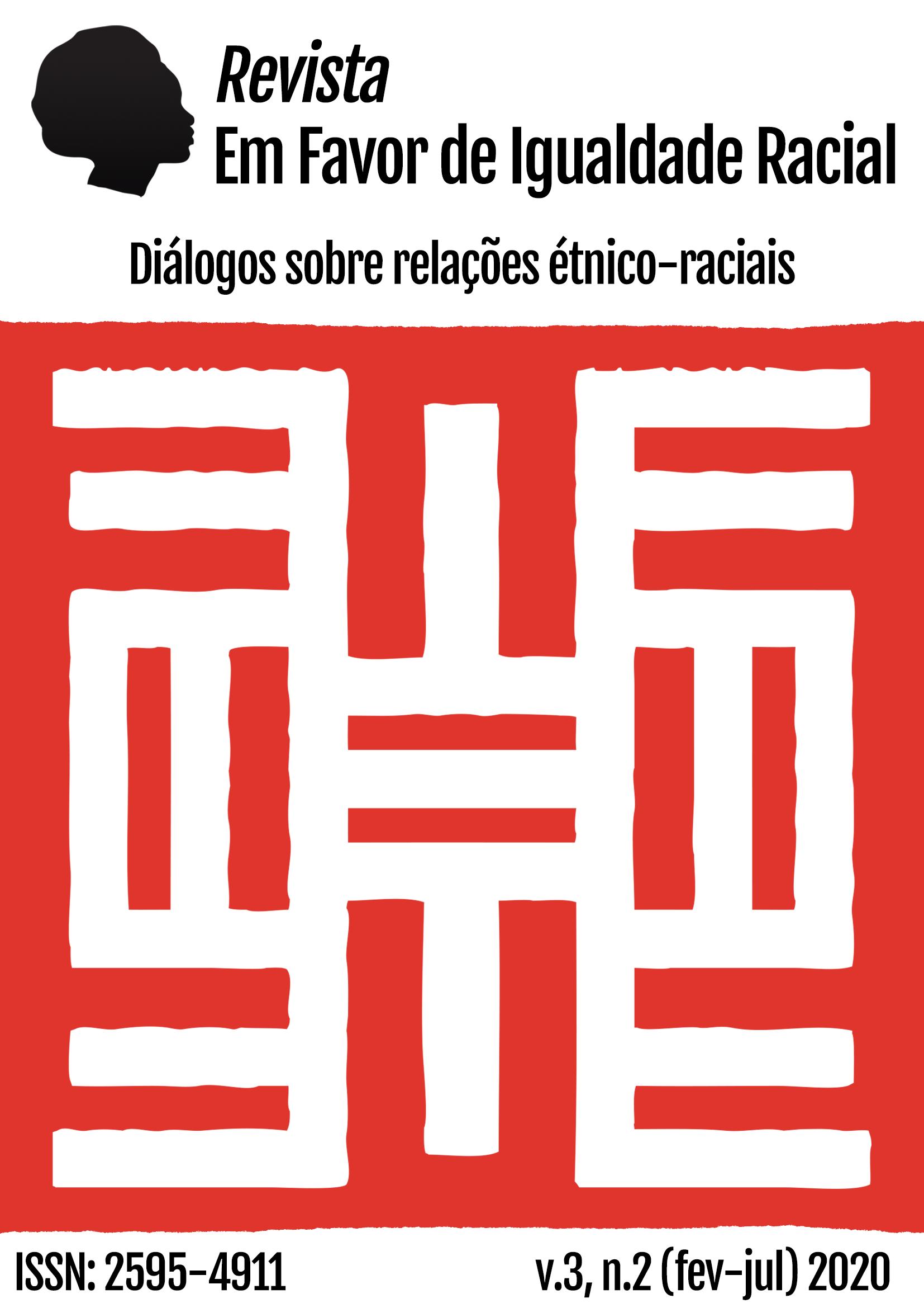 Visualizar v. 3 n. 2 (2020): Diálogos sobre relações étnico-raciais