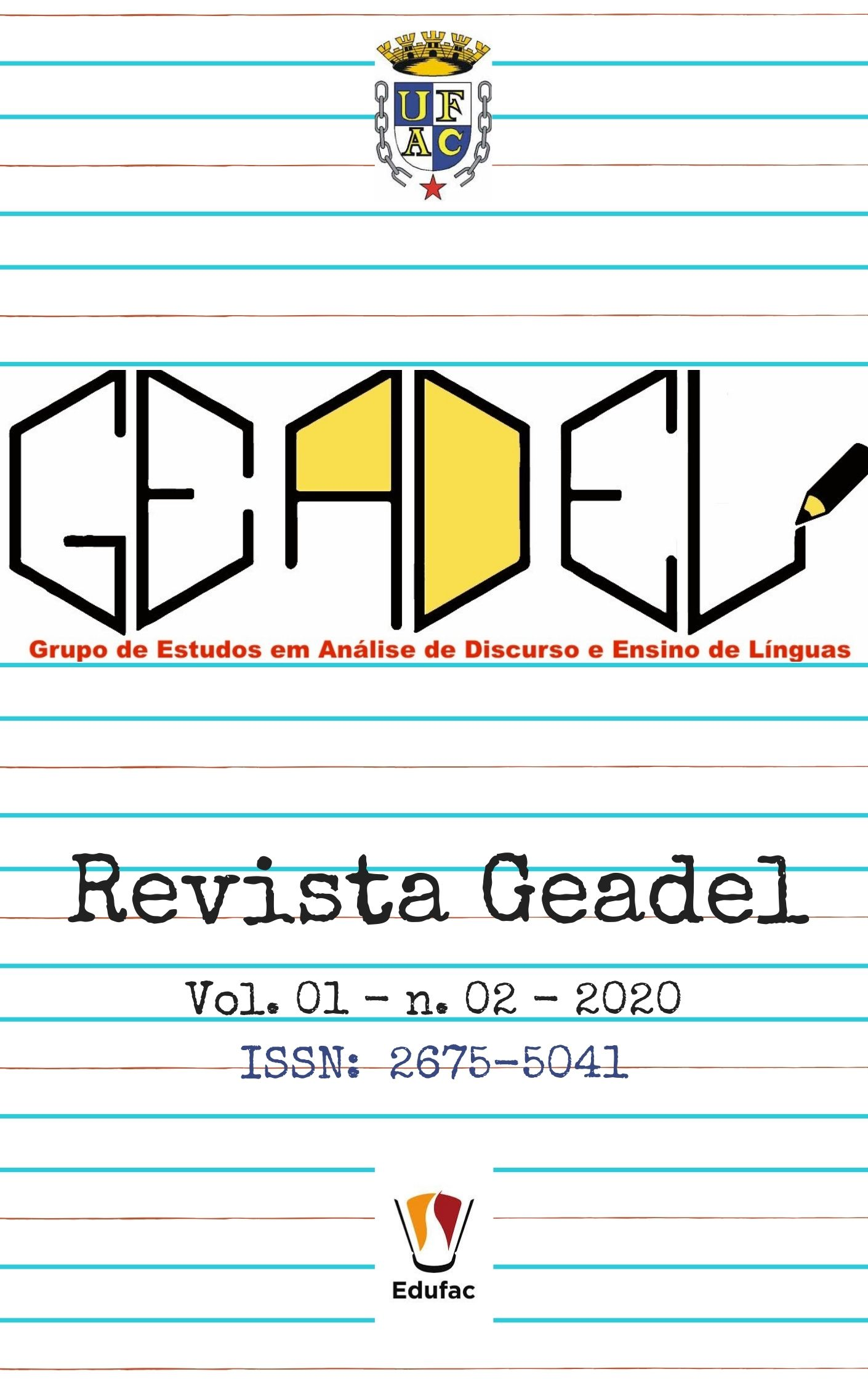 Visualizar v. 1 n. 02 (2020): Revista Geadel