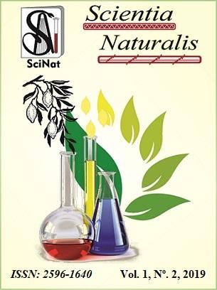 Visualizar v. 1 n. 2 (2019): Edição XIX ENEQ - Encontro Nacional de Ensino de Química (I)
