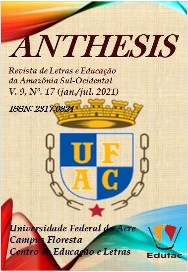 Visualizar v. 9 n. 17 (2021): ANTHESIS